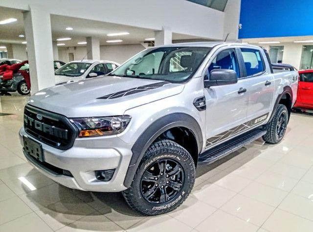 Ford Ranger Storm 4X4 3.2 AT6 - 2021 Diesel