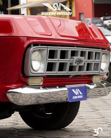 Chevrolet C10 Diesel - Ano: 1974 - Raridade - Foto 6