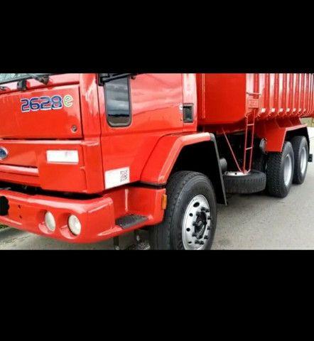 Caminhão  Ford cargo 2628 - Foto 16