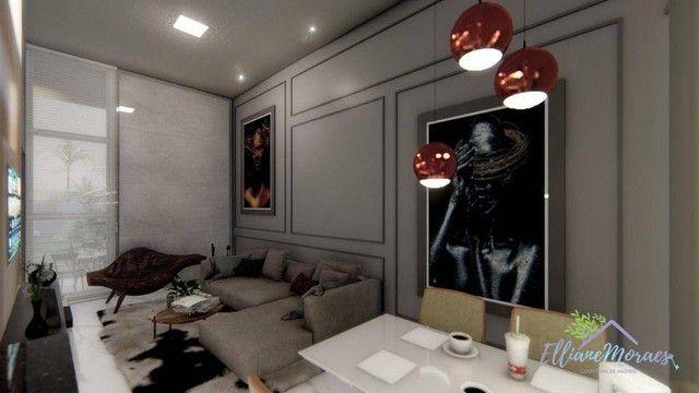 Casa à venda, 103 m² por R$ 360.000,00 - Parnamirim - Eusébio/CE - Foto 12