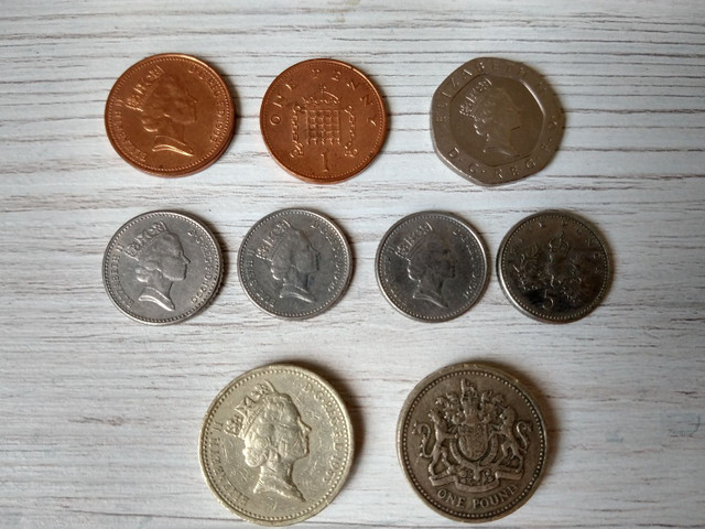 Moedas antigas numismática - Foto 4
