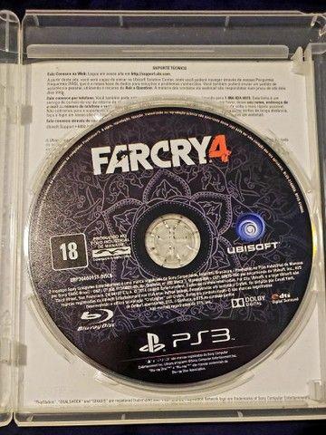 Jogo PS3 Far Cry 4  - Foto 4