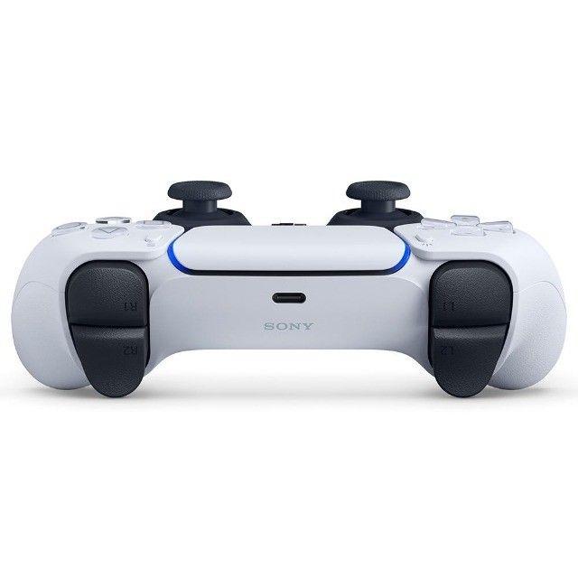 Controle Sem fio PS5 DualSense, Novo, Lacrado, ou 12X R$ 36,89 - Foto 2