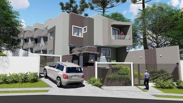 Sobrado com terraço em Condomínio, 3 quartos, 2 vagas - Foto 6