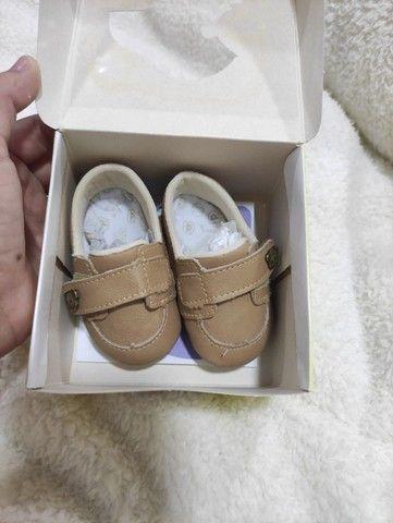 Sandália pimpolho - bebê - número 3 - Foto 2