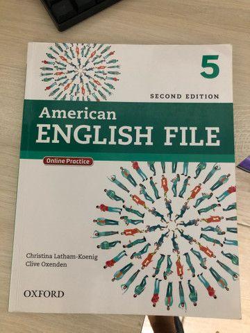 Livro Oxford English File 5 NOVO