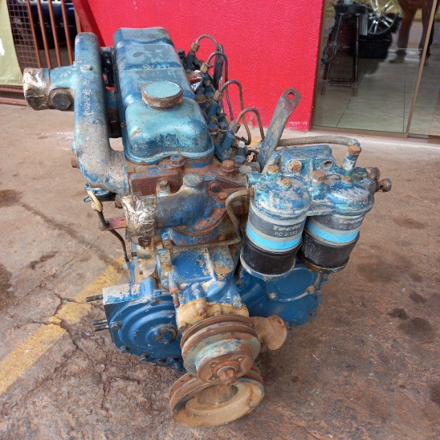 Motor Diesel ( Perkins  ) GM D-20 / Q-20B  - Foto 2