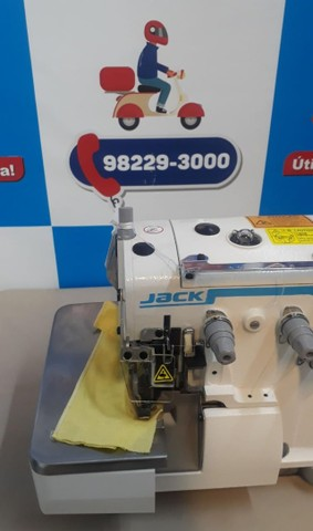 Máquina de costura overlock Jack E3? Entrega Grátis  - Foto 6