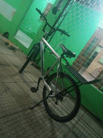 Bike toda no alumínio  - Foto 2