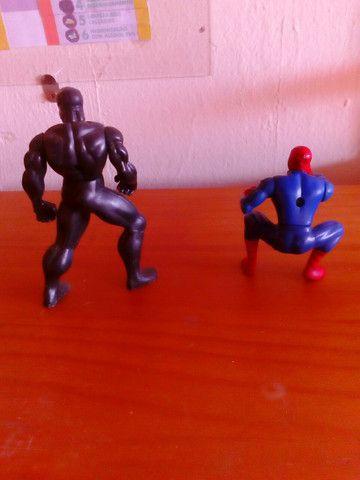 Homem Aranha e Venom - Foto 2