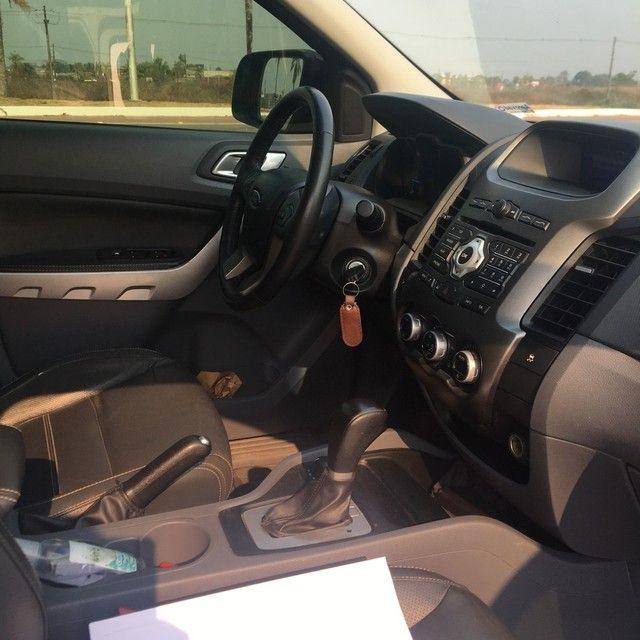 Ranger Xlt 3.2 Aut. Diesel com 119 mil km rodado  - Foto 14