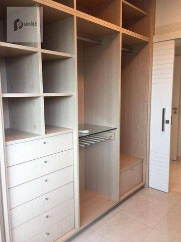 Apartamento com 4 dormitórios para alugar, 195 m² por R$ 7.000/mês - Ponta Negra - Manaus/ - Foto 8