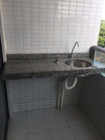 JS- Lindo apartamento de 3 quartos no Barro - José Rufino - Edf. Alameda Park - Foto 6