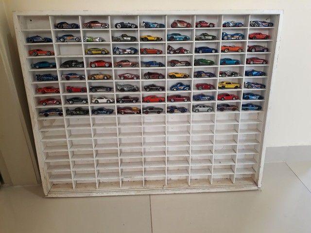 70 Miniaturas lote de hotwheels coleção  - Foto 2