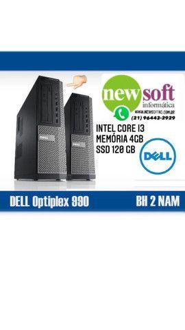 PC - Intel Core i3 _4GB _ SSD120 _ Monitor 17 - Foto 2