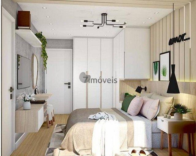 Sobrado com terraço em Condomínio, 3 quartos, 2 vagas - Foto 3