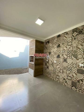 Casa nova com 3 dormitórios à venda, 105 m² por R$ 480.000 - Jd Alto Da Boa Vista - Maring - Foto 14