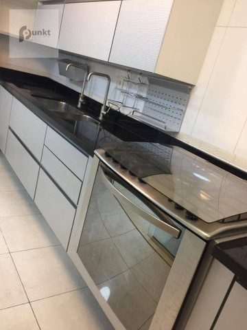 Apartamento com 4 dormitórios para alugar, 195 m² por R$ 7.000/mês - Ponta Negra - Manaus/ - Foto 3