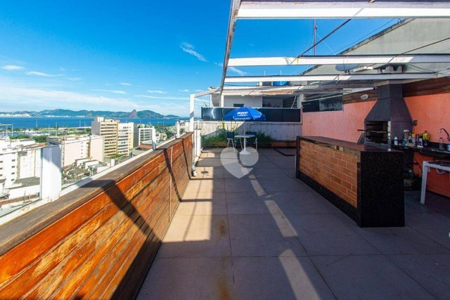 Cobertura com 4 dormitórios à venda, 150 m² por R$ 1.300.000,00 - Glória - Rio de Janeiro/ - Foto 9