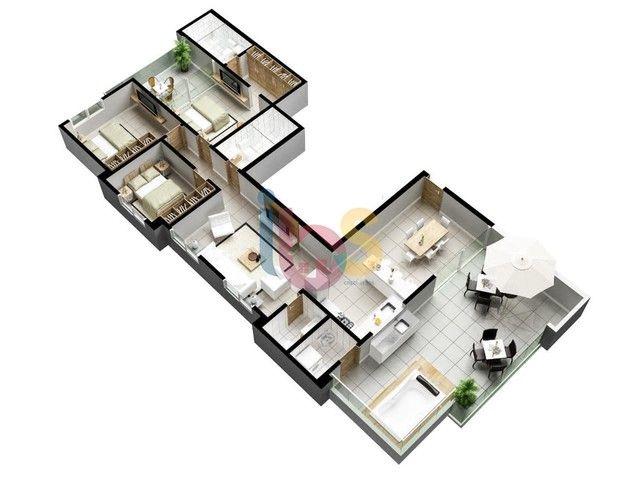 Apartamento à venda, 3 quartos, 3 suítes, 2 vagas, São Francisco - Ilhéus/BA - Foto 7