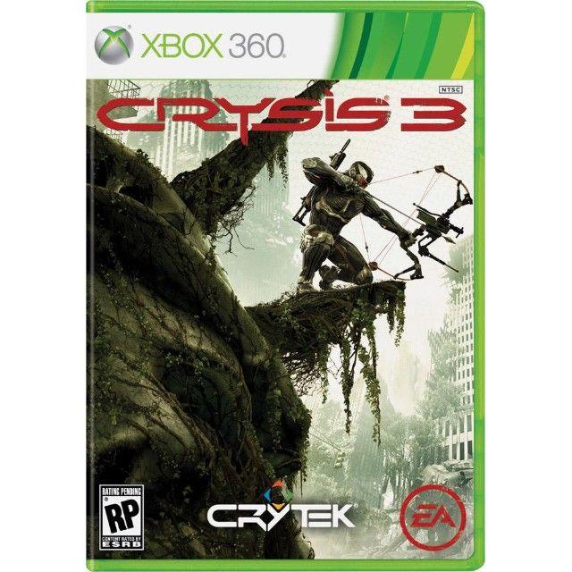 Jogo Crysis 3 Xbox 360