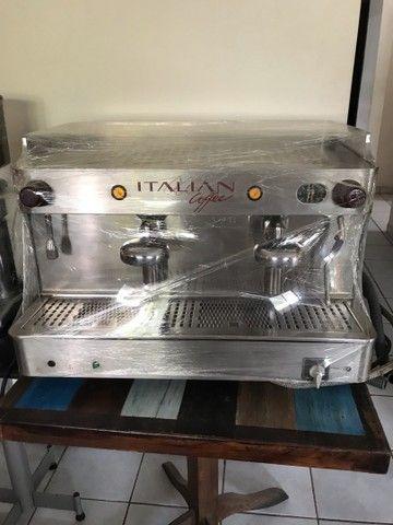 Cafeteira Profissional Italian Coffee - Aceito propostas  - Foto 5