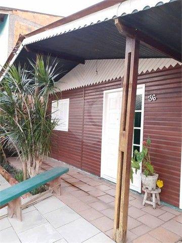 Cachoeirinha - Casa Padrão - Parque da Matriz