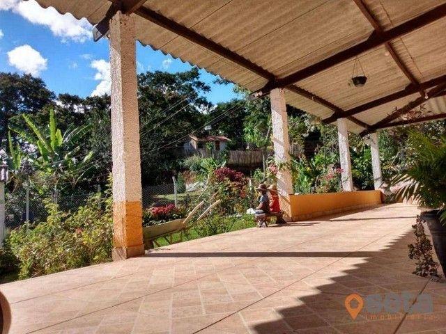 Sítio à venda, 3680 m² por R$ 530.000,00 - Oriente - Itajubá/MG - Foto 3
