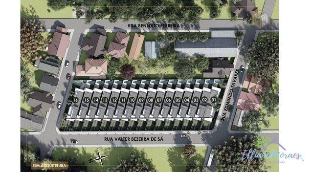Casa com 3 dormitórios à venda, 103 m² por R$ 295.000,00 - Timbu - Eusébio/CE - Foto 2