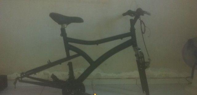 Quadro Aro 26 Bike Caloi Andes<br><br>