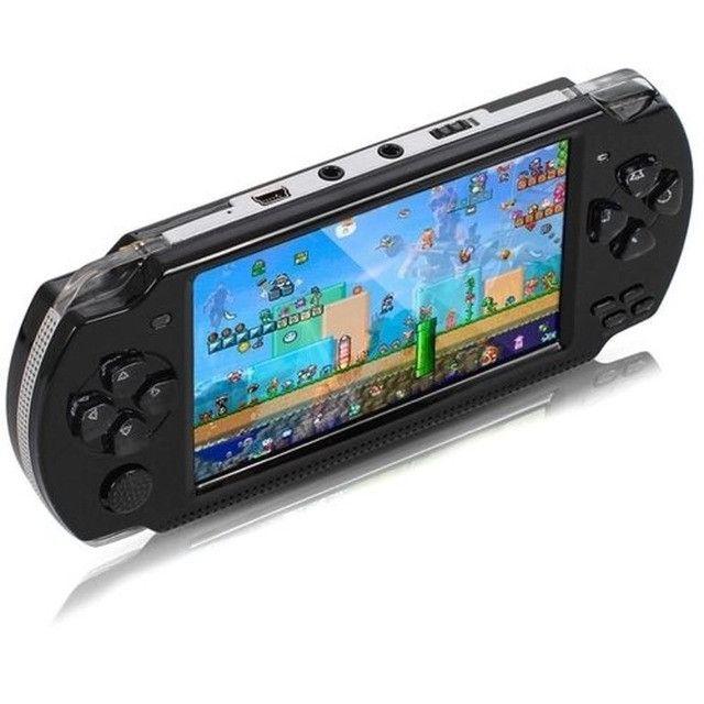 Video Game Portátil Vários Jogos Nintendo Mp3 - 8317 - Foto 2