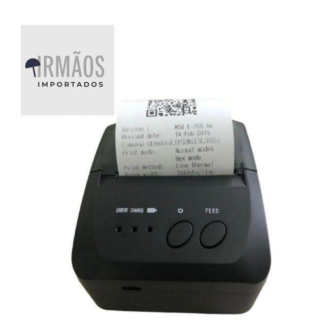 Impressora térmica bluetooth 58mm - Foto 3