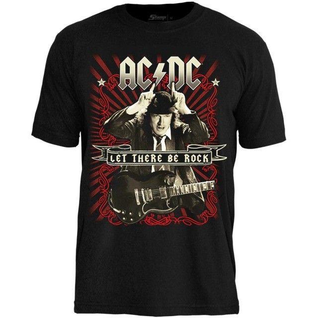 Camisetas de Banda de Rock - Foto 3