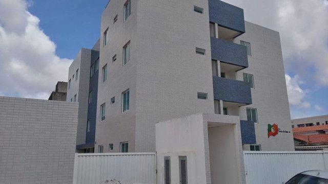 Apartamento no valentina, 02 quartos