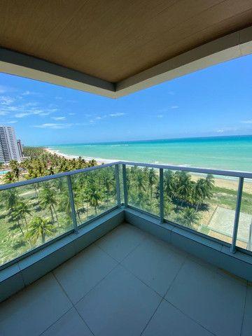 Apartamento com ampla vista para o Mar da praia de Guaxuma, à venda por apenas 1.3000M