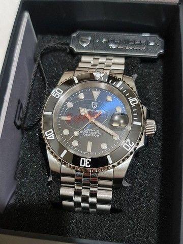 Relógio Pagani Designe Submariner Sport