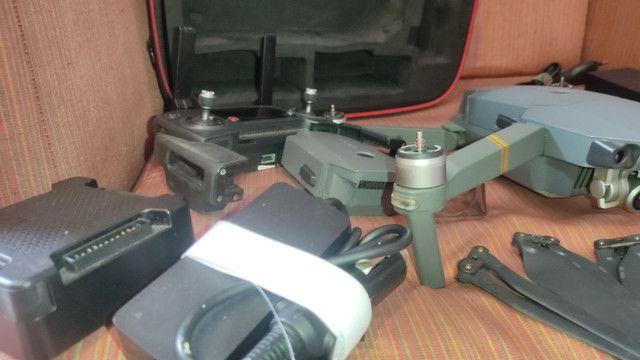 Drone Dji MAVIC PRO COMBO FLY MORE - Foto 4