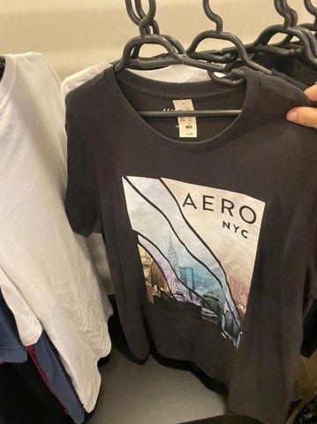 Camisetas Masculina Aeropostale - Foto 4