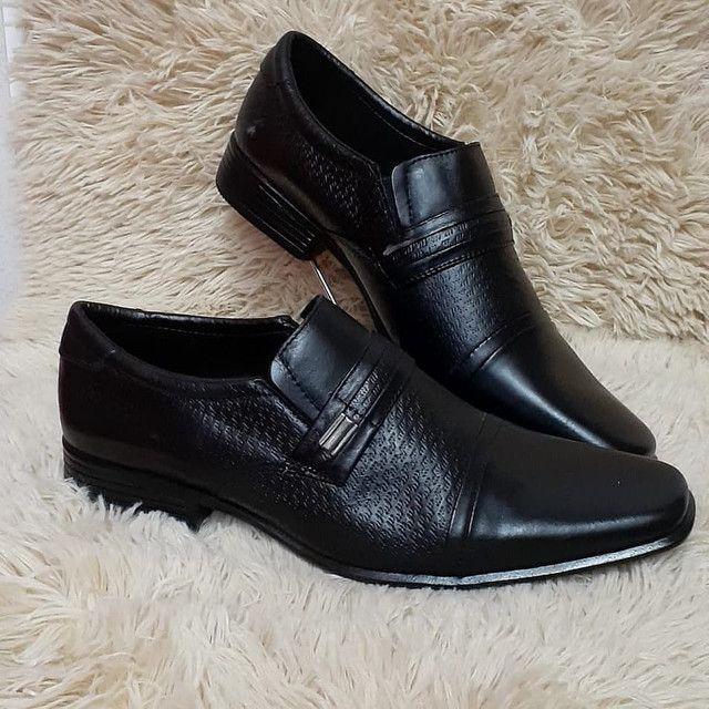 Promoção Imperdível sapato social de qualidade - Foto 6