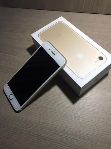 iPhone 7 128gb Ouro