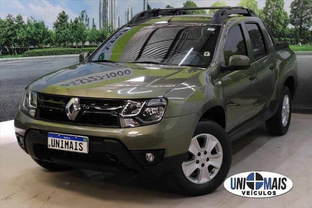 Duster Oroch 1.6 Expression Impecavel //**19- ***// - Foto 7