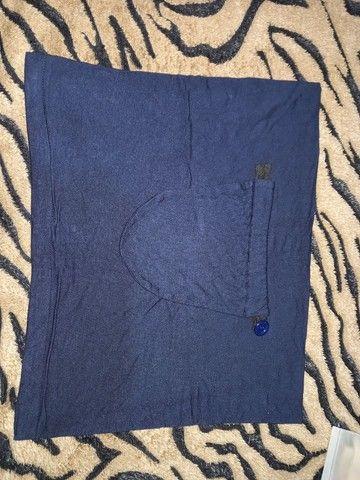 Kit extensor de calça para gestante