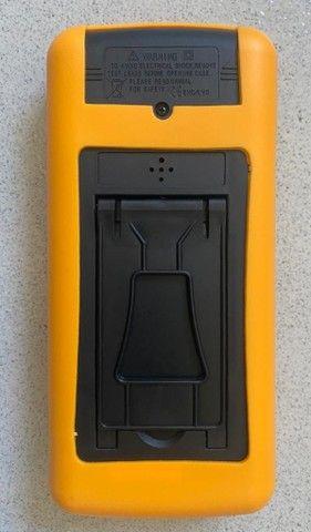 Multimetro Digital Aviso Sonoro Leitor Lcd + Capa It Blue LE-971  - Foto 2