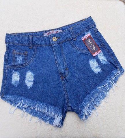 Short jeans em atacado  - Foto 2
