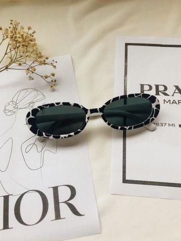 Óculos de Sol Vintage Cores - Foto 3