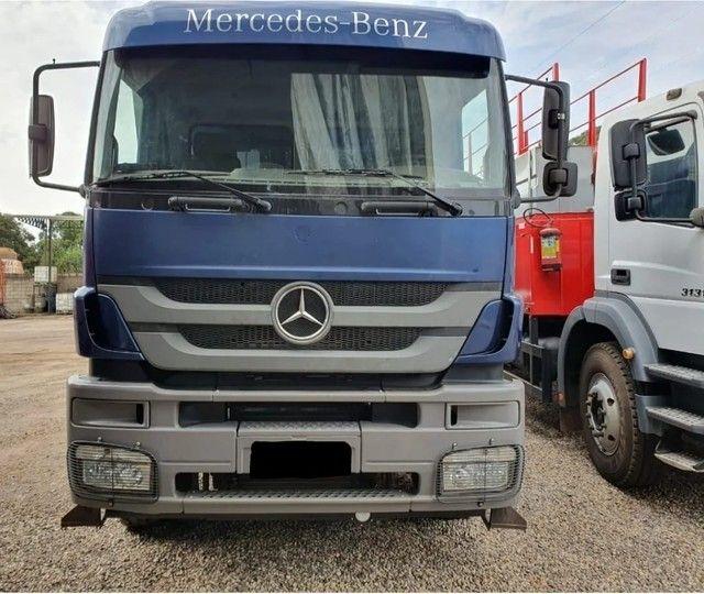 Mercedes bens axor 3344 6x4 2012