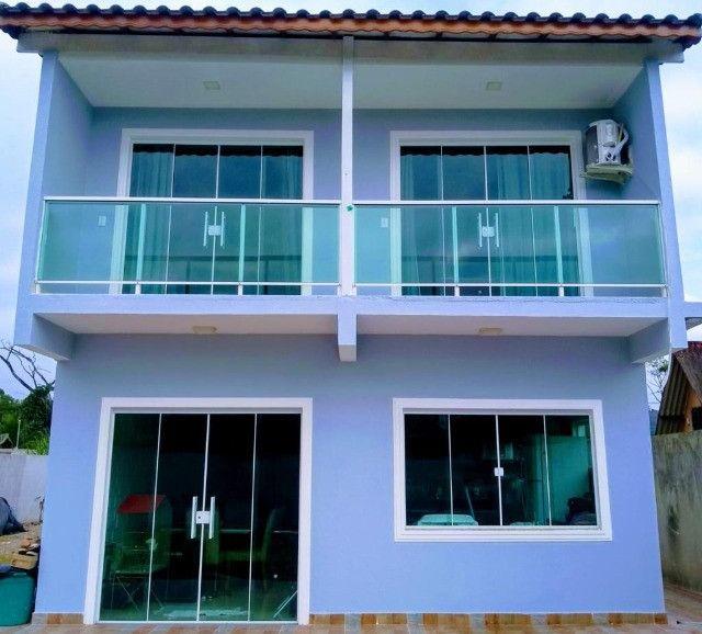 Magnifica Casa Angra a 400 metros da praia- 03 quartos - Foto 19