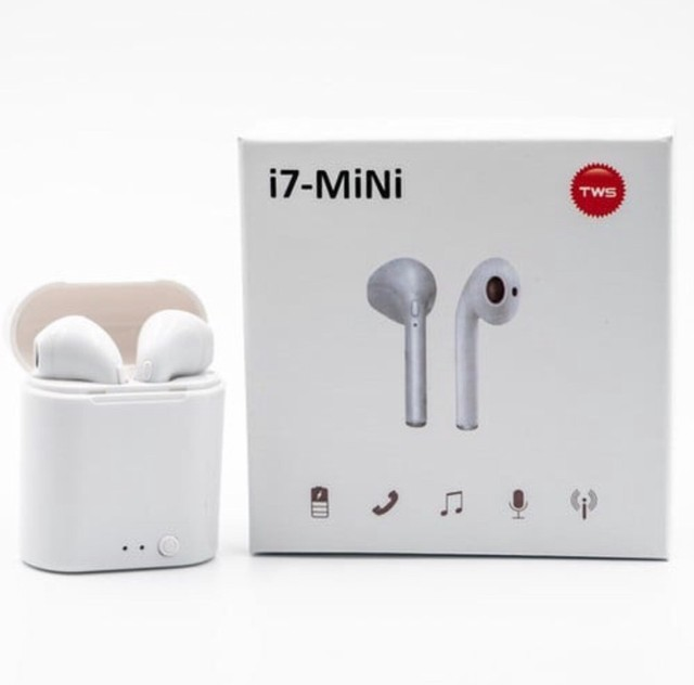 Fone Sem Fio i7 Tws Mini Bluetooth 5.0