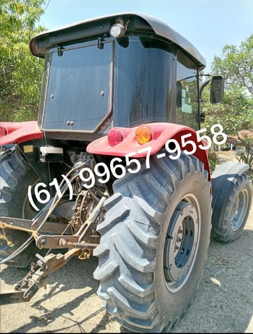 Trator Massey Ferguson 4275 - 4x4 <br> - Foto 3