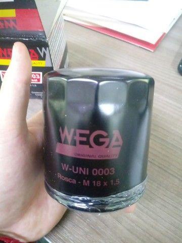 Filtro de Óleo WEGA - Foto 3